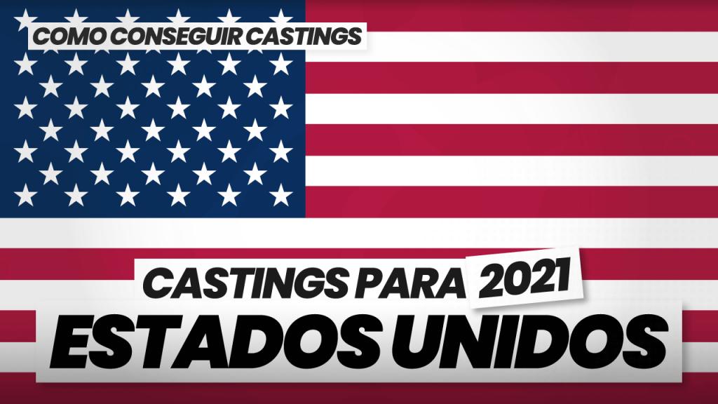 como conseguir castings en estados unidos